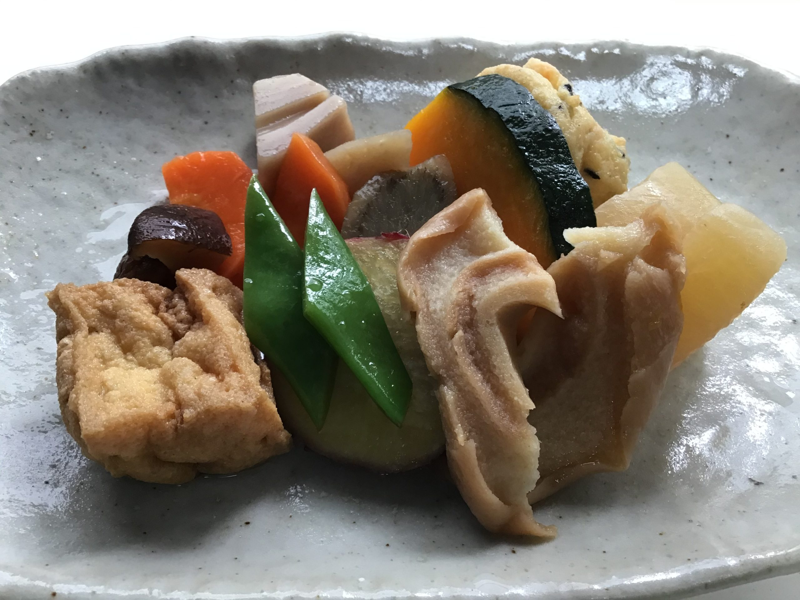 作り置きできる本格和食!野菜たっぷり煮しめ